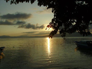 Bunaken sunrise
